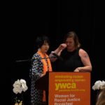 Angeline Chen Presenting Award to Nora Phillips 2